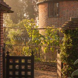 Sussex Oast Garden