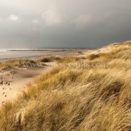 Stormy Camber Sands